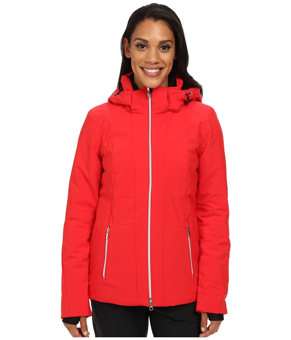 Obermeyer - Siren Jacket (True Red) Women's Coat