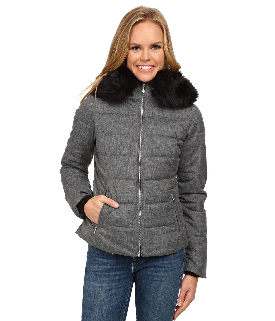 Obermeyer - Bombshell Jacket (Charcoal) Women's Coat