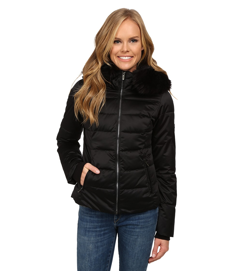 Obermeyer - Bombshell Jacket (Black) Women's Coat
