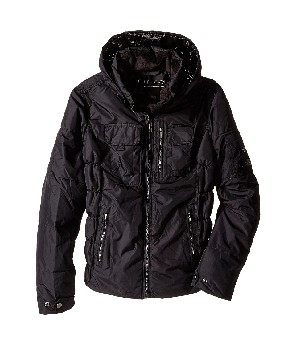 Obermeyer - Leighton Jacket (Black) Women