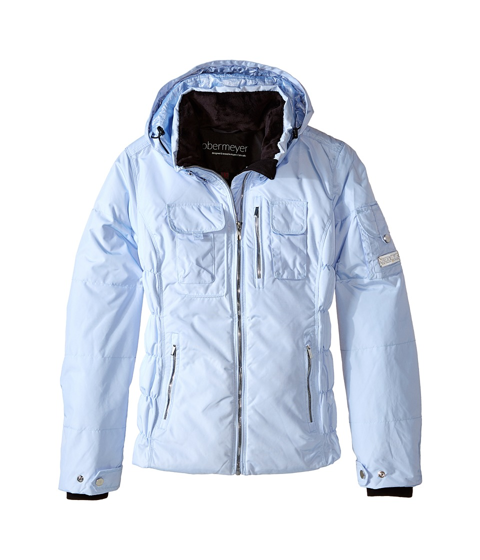 Obermeyer - Leighton Jacket (Ice Blue) Women's Coat
