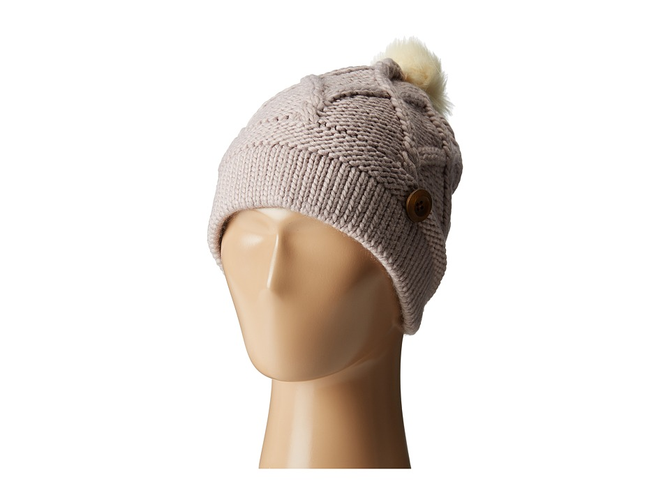 Pistil - Cate (Putty) Knit Hats