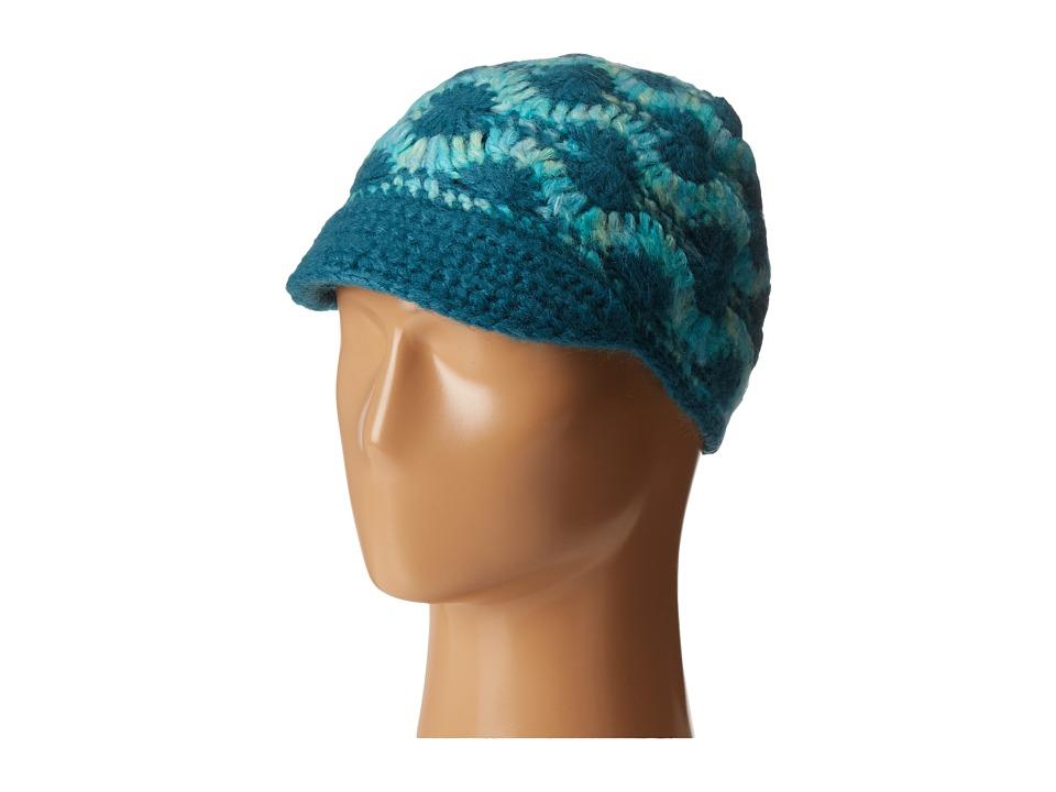 Pistil - Clover (Marine) Knit Hats