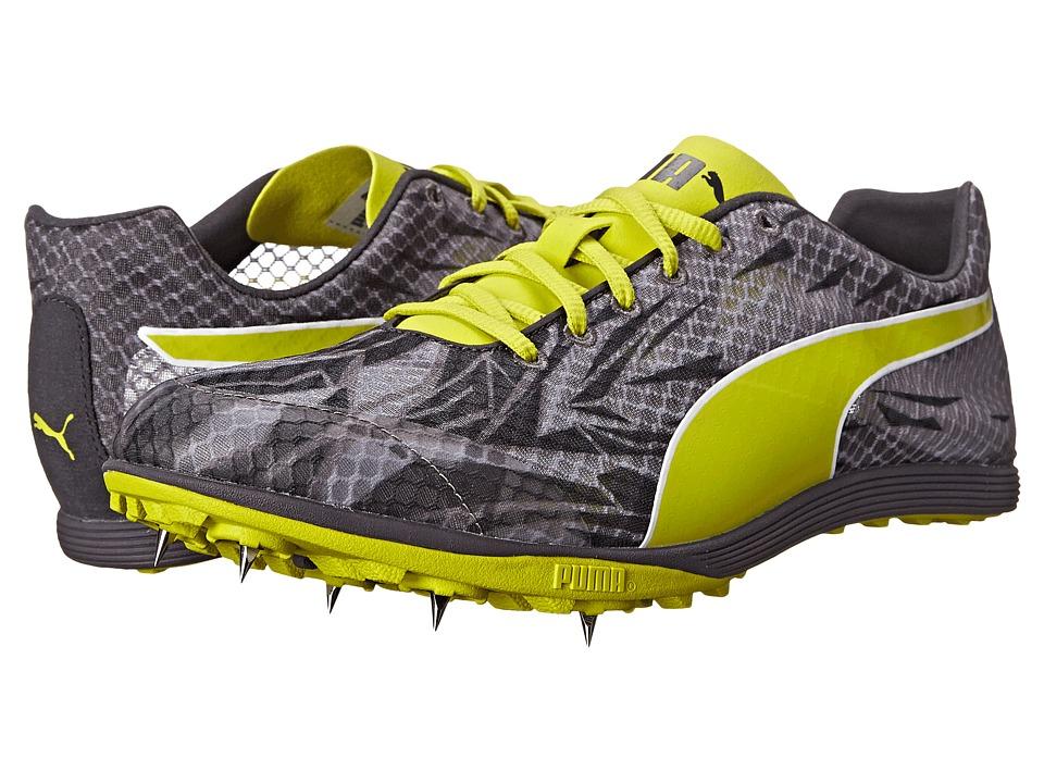 PUMA - Crossfox XCS V2 (Periscope/Quarry/Sulphur Spring) Men's Shoes