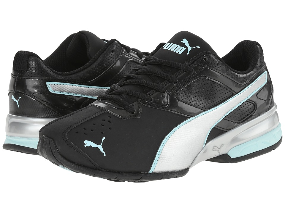 PUMA - Tazon 6 (Black/Puma Silver/Clearwater) Women's Shoes