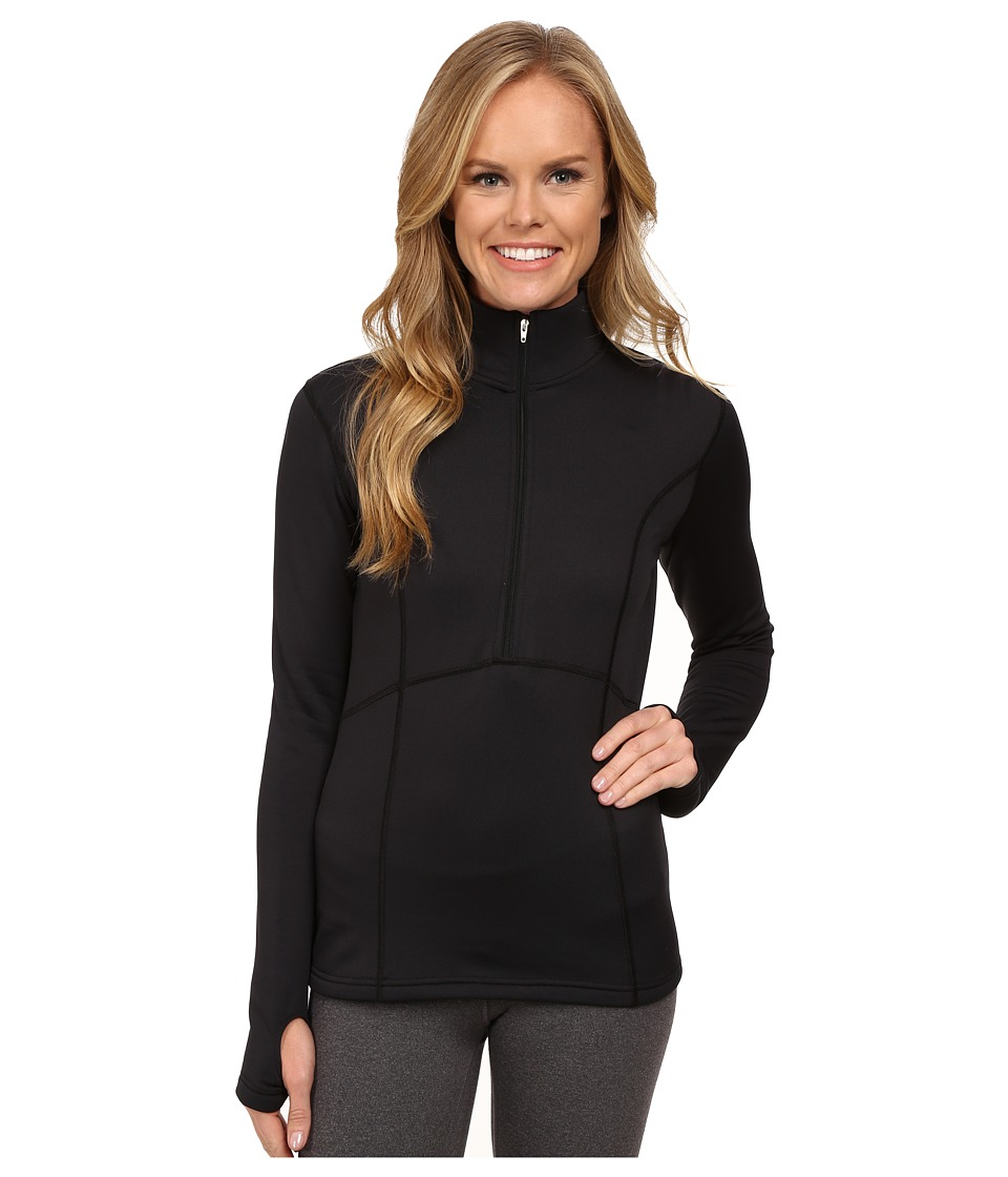 Obermeyer - Splendid 150 Dri-Core Top (Black 1) Women's Sweatshirt