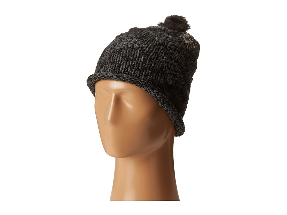 Pistil - Foxie (Charcoal 2) Knit Hats