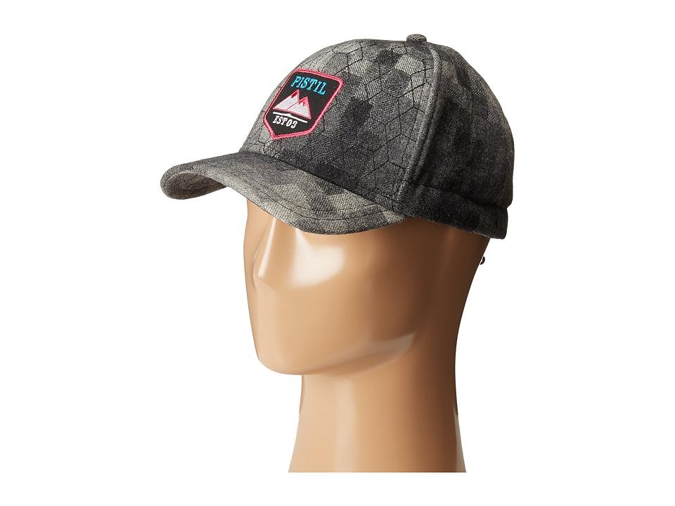 Pistil - Frankie (Charcoal) Caps