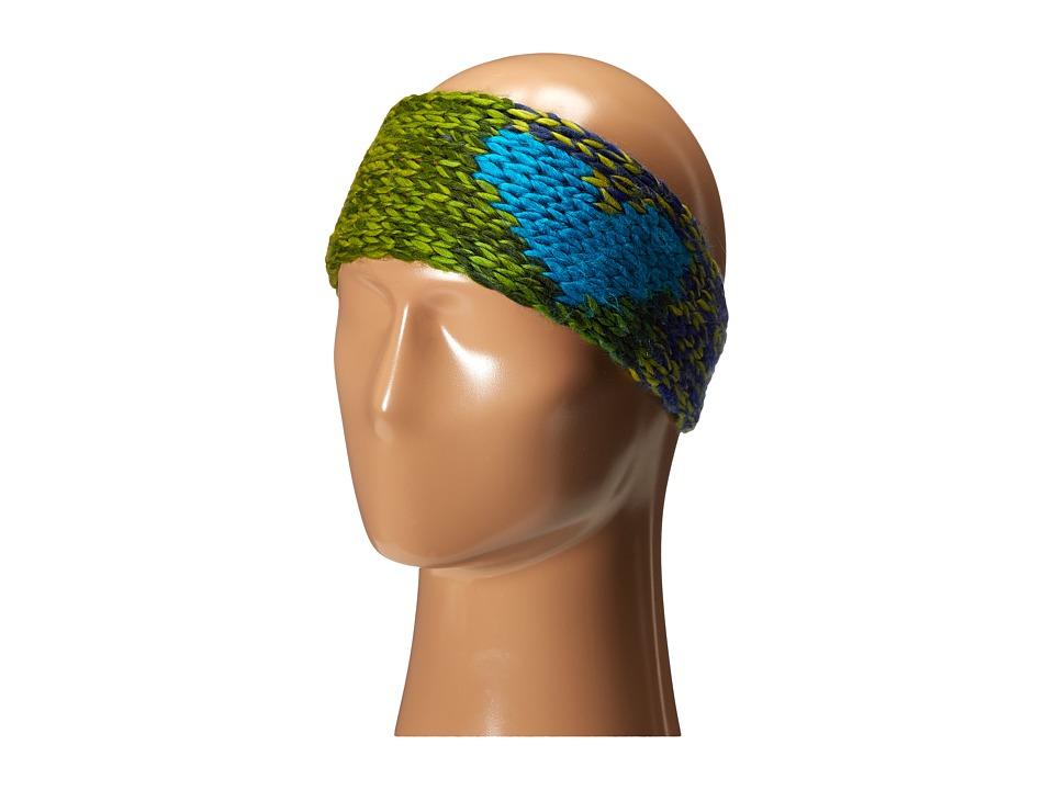 Pistil - Fling Headband (Blue) Headband