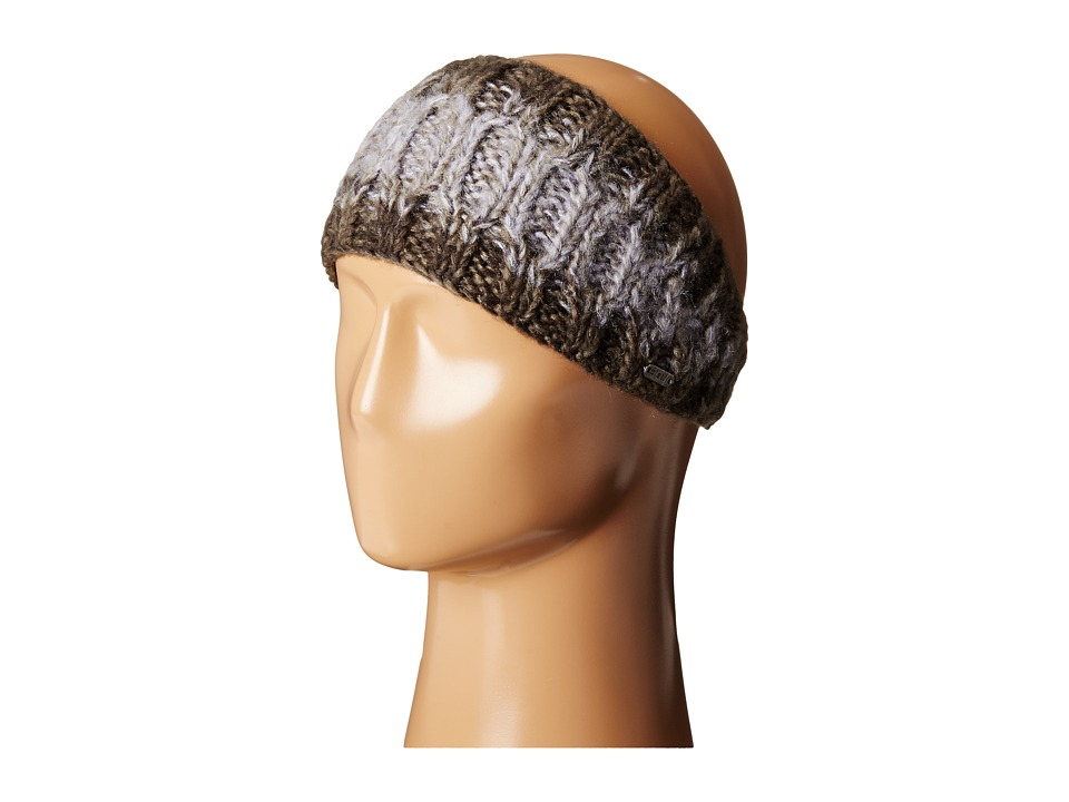Pistil - Petra Headband (Gray) Cold Weather Hats