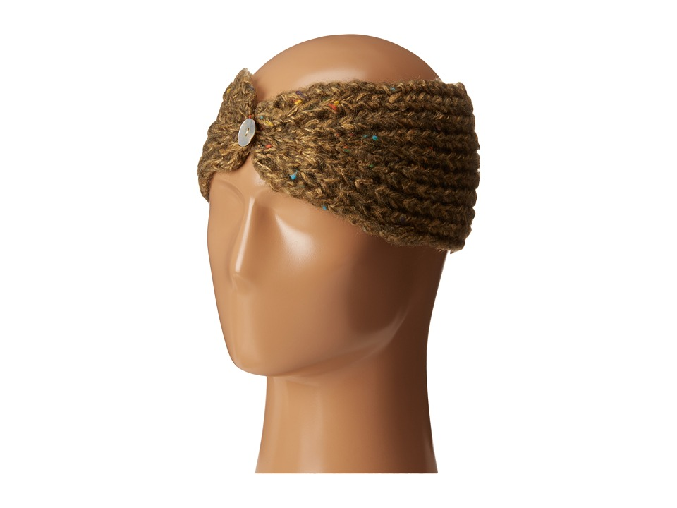 Pistil - Paris Headband (Olive) Knit Hats