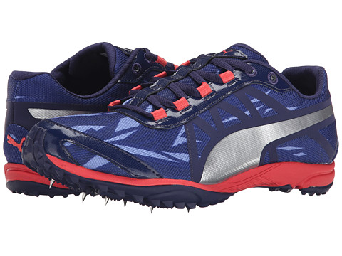 PUMA - Haraka XCS v2 (Astral Aura/Puma Silver) Women's Shoes