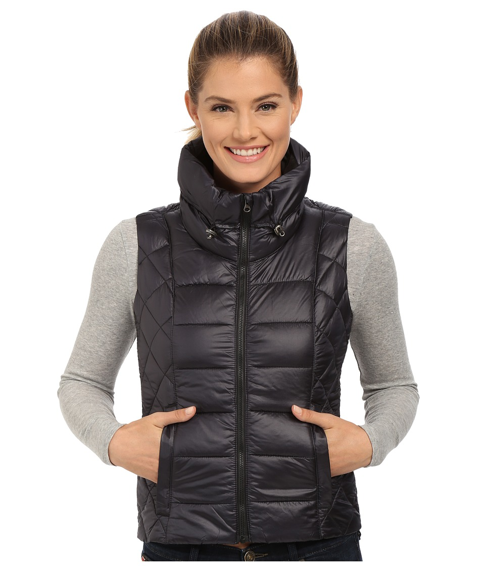 Obermeyer - Dawn Insulator Vest (Black) Women's Vest