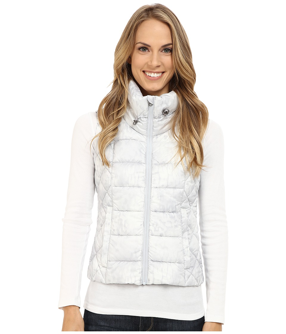 Obermeyer - Dawn Insulator Vest (Ice Leopard Print) Women