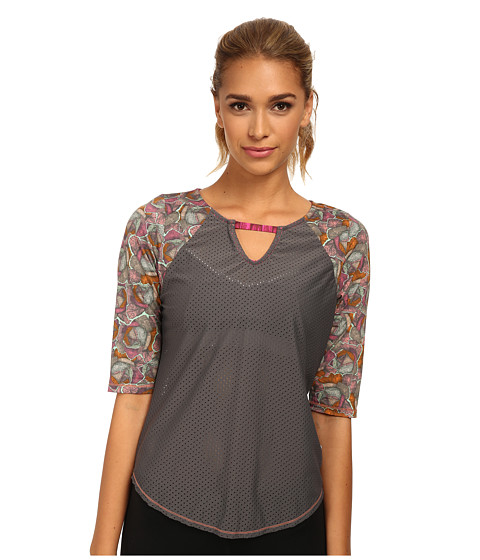 Maaji - Plum Carpet Shirt (Multicolor) Women's Swimwear