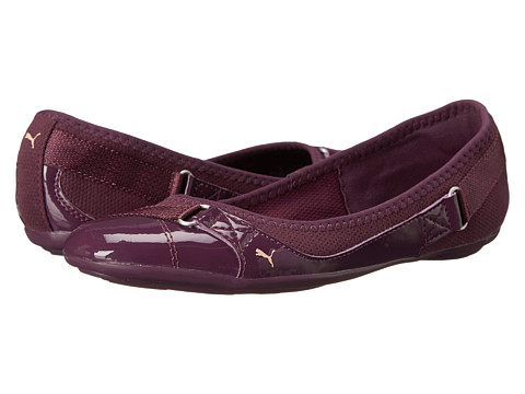 PUMA - Bixley Glamm (Italian Plum/Italian Plum) Women's Shoes