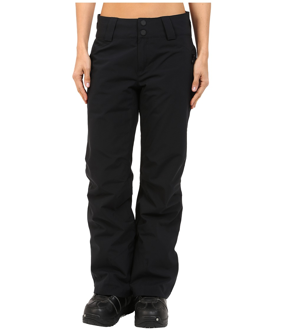 Obermeyer - Monterossa Pants (Black) Women's Casual Pants