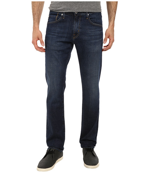 AG Adriano Goldschmied - Matchbox Slim Straight Leg Denim in Spear (Spear) Men's Jeans