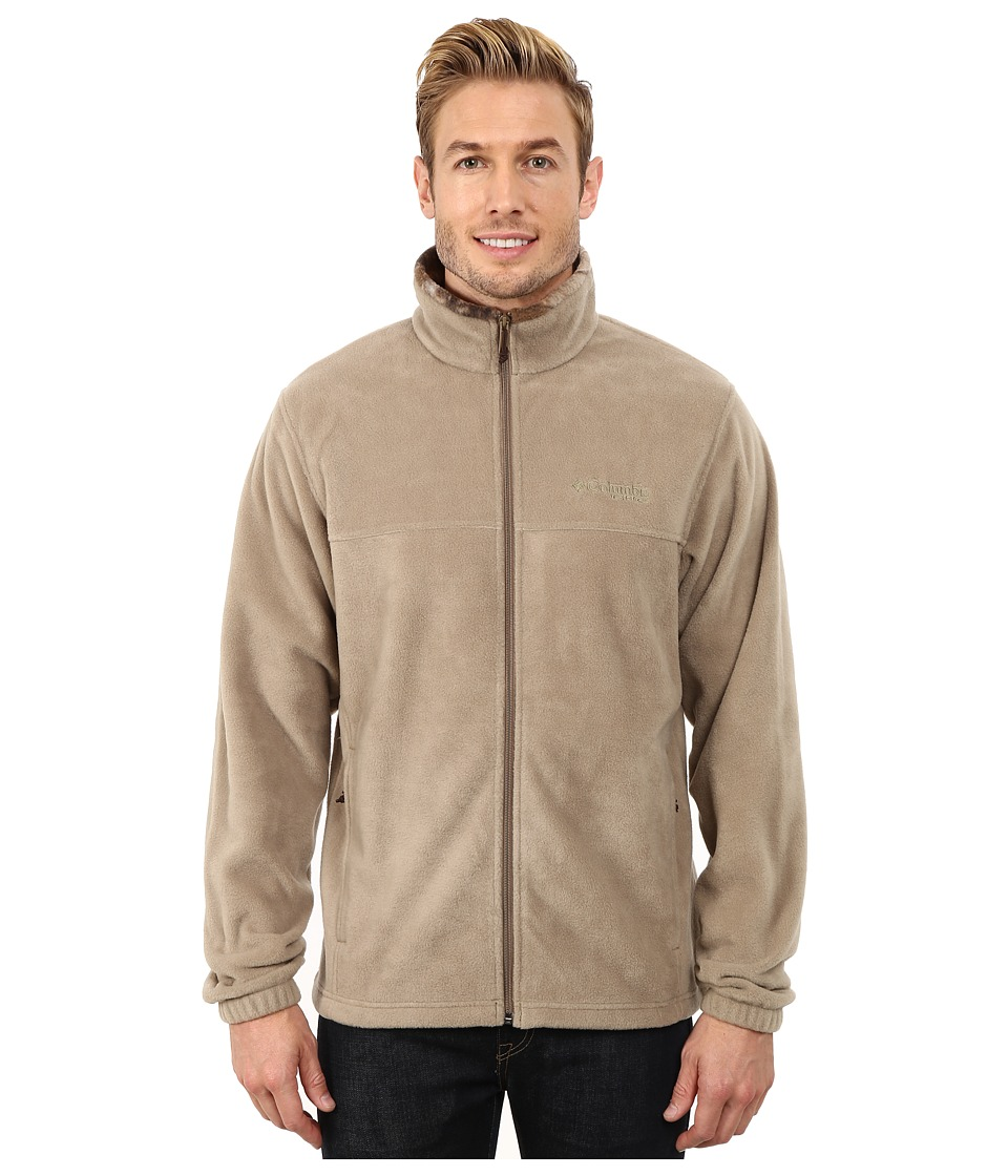 Columbia - PHG Fleece Jacket (Flax) Men's Fleece
