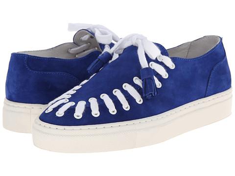 SWEAR - Blake 2 (Royal Blue Suede) Women's Shoes