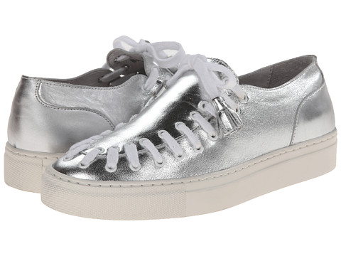 SWEAR - Blake 2 (Silver Leather) Women's Shoes