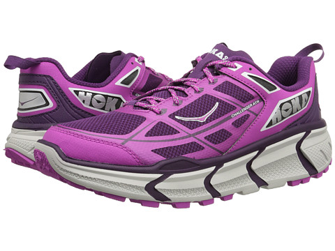 Hoka One One - Challenger ATR (Fuchsia/Plum) Women's Running Shoes
