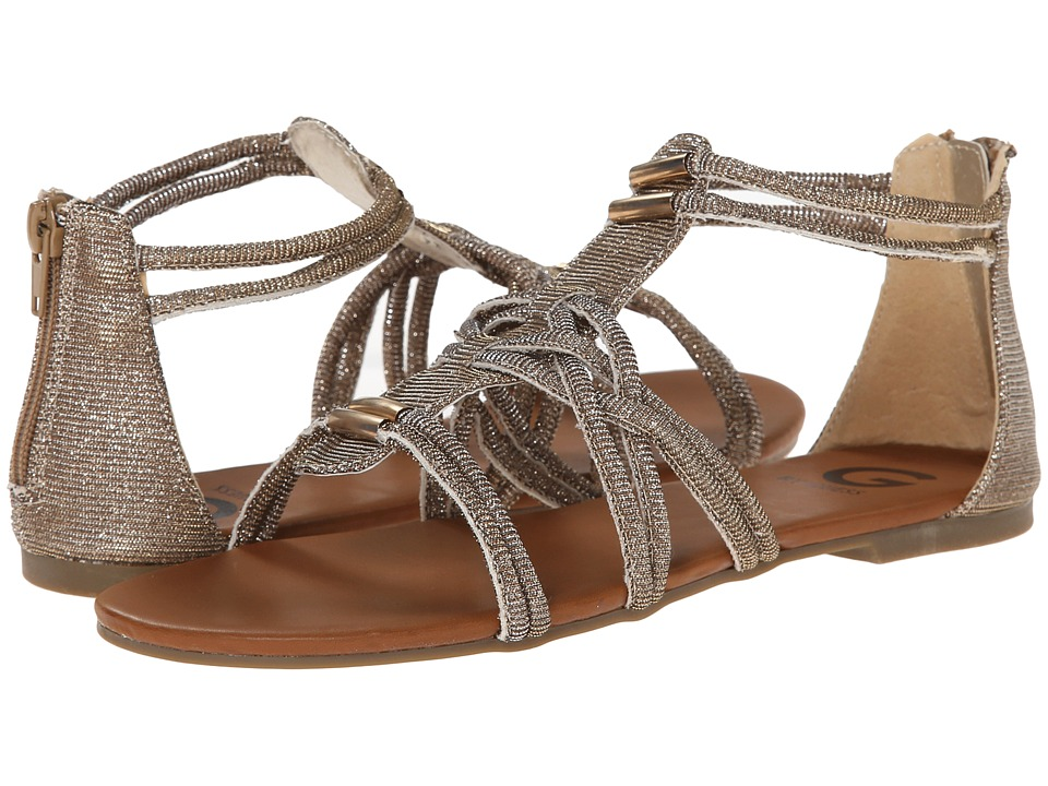 G by GUESS - Learn 2 (Gold) Women's Sandals