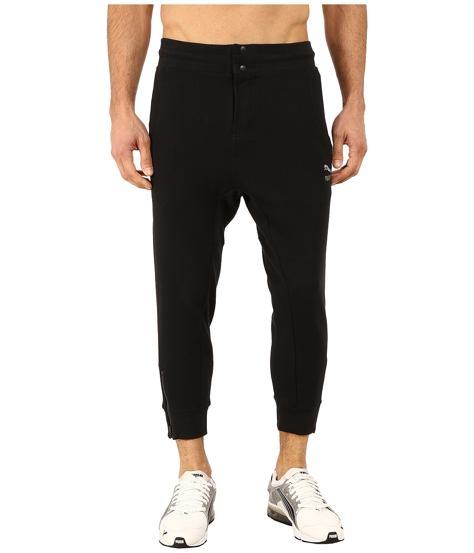 PUMA - 3/4 Jogger Pants (Black) Men