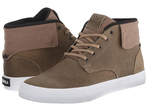 Supra - Passion (Mid Brown Carlisle Leather) Men