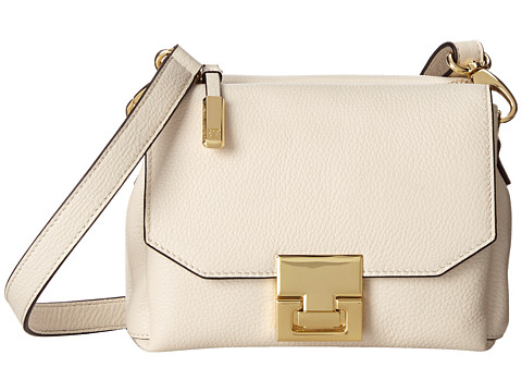 Ivanka Trump - Hopewell Large Crossbody (Chalk Pebble) Cross Body Handbags