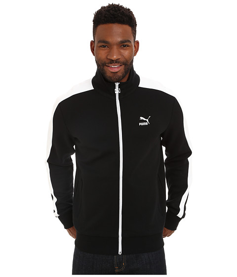 PUMA - T7 Track Jacket (Black) Men