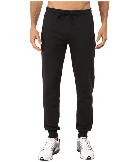 PUMA - Ferrari Sweat Pants Closed (Moonless Night) Men's Casual Pants