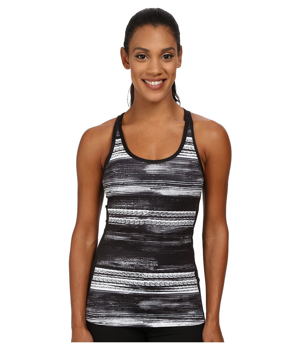 New Balance - Fashion Print Tank Top (Black Print) Women's Sleeveless