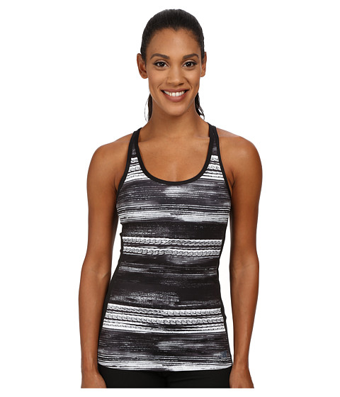 New Balance - Fashion Print Tank Top (Black Print) Women