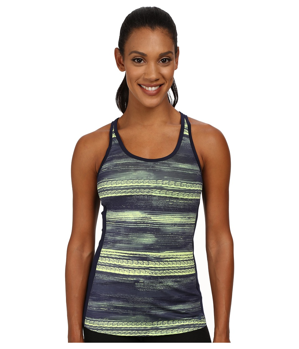 New Balance - Fashion Print Tank Top (Pigment Print) Women's Sleeveless