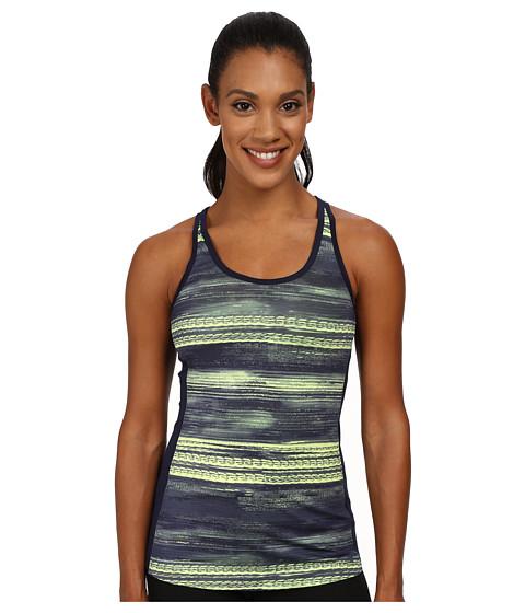 New Balance - Fashion Print Tank Top (Pigment Print) Women's Sleeveless