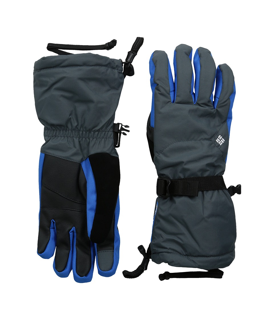Columbia - Bugaboo Interchange Glove (Graphite/Hyper Blue) Extreme Cold Weather Gloves
