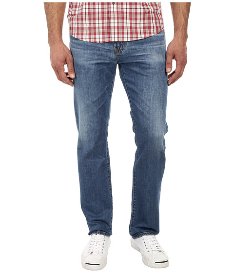 AG Adriano Goldschmied - Graduate Tailored Leg Denim in 14 Years Lute (14 Years Lute) Men's Jeans