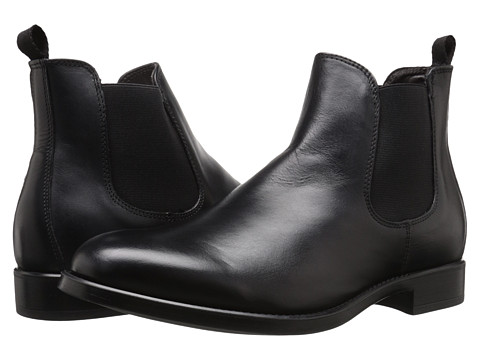Testoni BASIC - D45625BLM (Nero Prestige Calf) Men