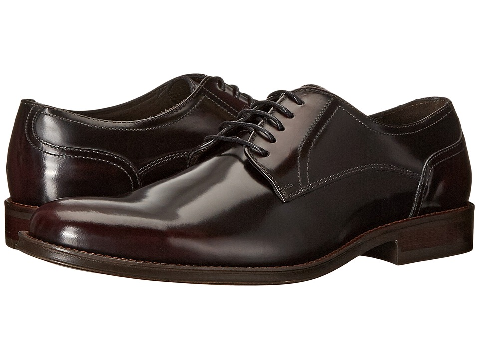 Testoni BASIC - D45673MIM (Burgundy Tivoli Calf) Men's Shoes