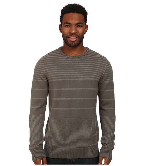 Volcom - Bailey Sweater (Slate Grey) Men's Sweater