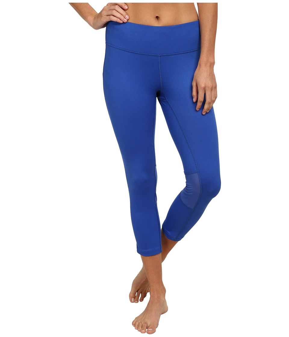 Nike - Dri-FIT Epic Run Crop (Game Royal/Game Royal/Reflective Silver) Women's Workout