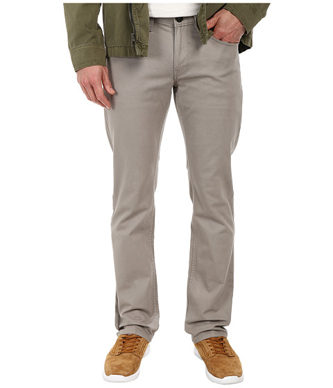 Matix Clothing Company - Gripper Twill Pant (Light Grey) Men's Casual Pants