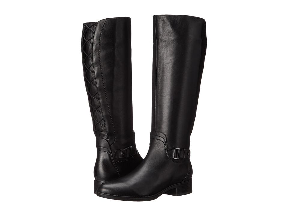 Geox - D Felicity 15 (Black) Women's Boots