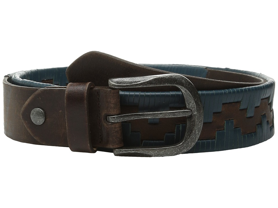 Pistil - Tribeca Belt (Teal) Women's Belts