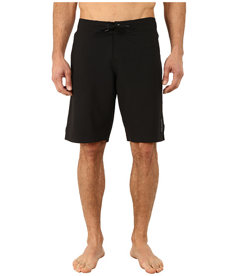 Reebok - Workout Ready Boardshorts (Black) Men's Swimwear