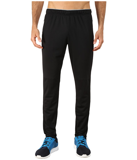 Reebok - Sport Essentials Trackster Pants (Black) Men's Casual Pants