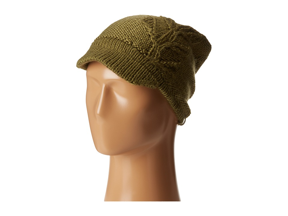Pistil - Jensen (Olive) Knit Hats