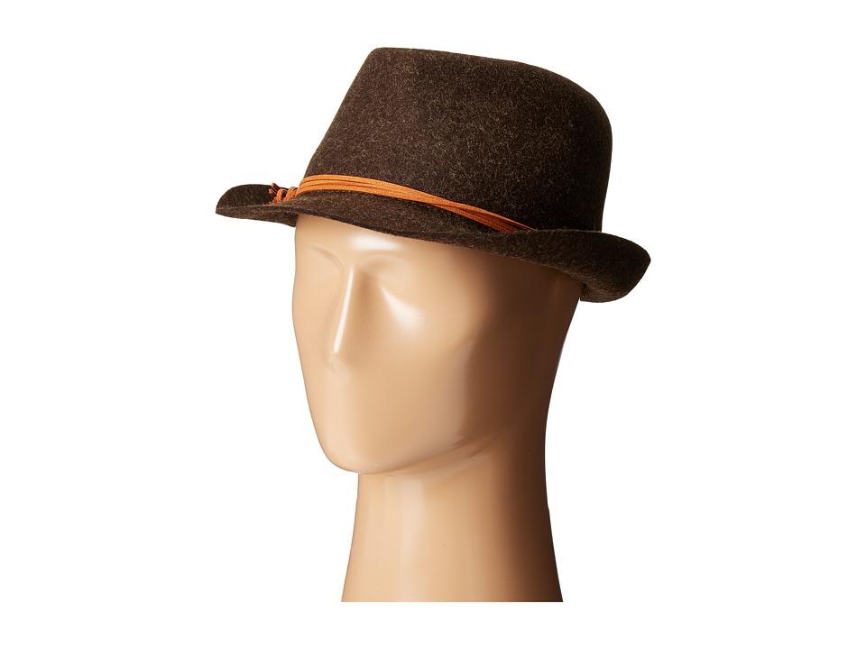 Pistil - London (Mushroom) Fedora Hats