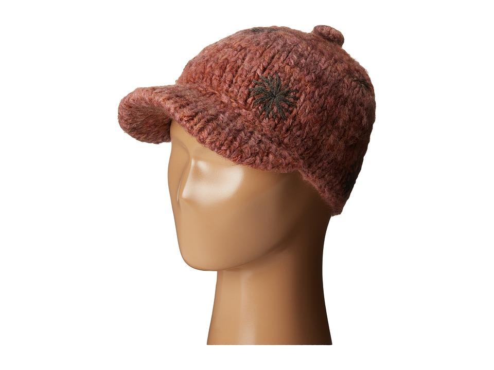 Pistil - Karma (Rhubarb) Knit Hats